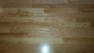 Red Oak Flooring Natural