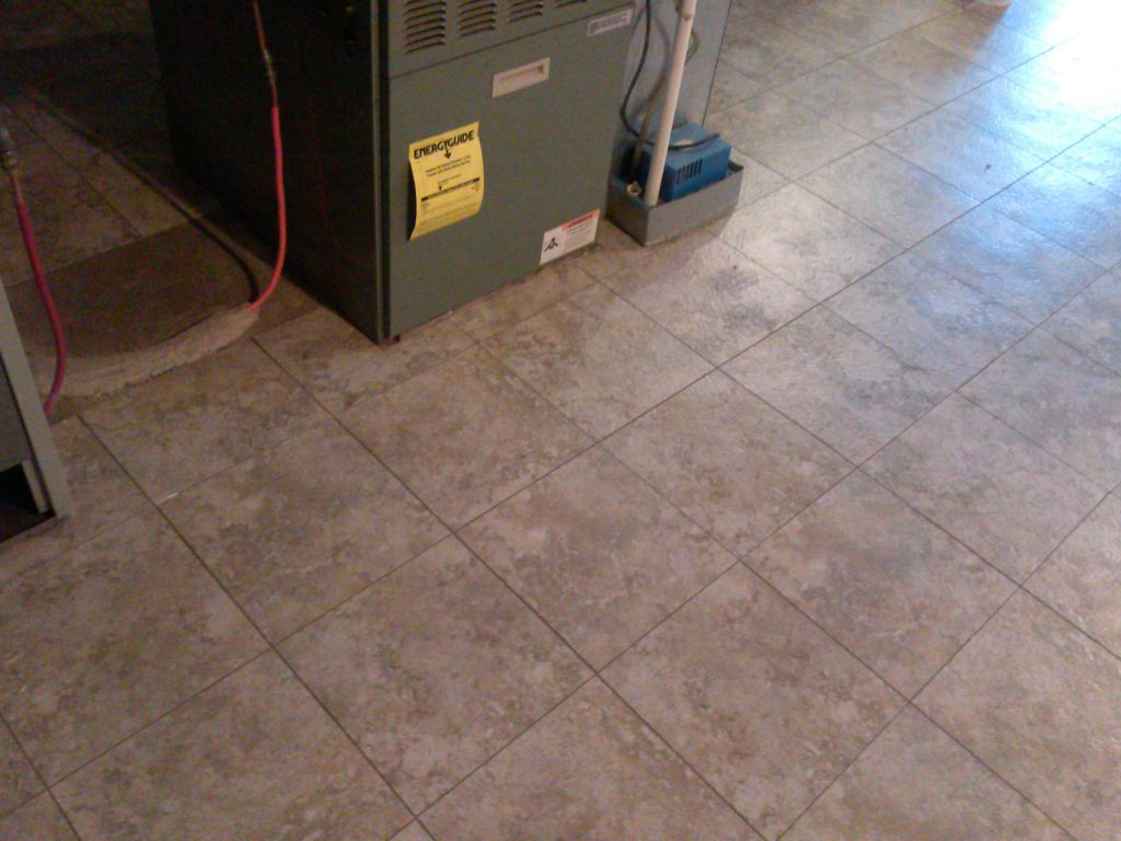 Carpet Tile Compound : How to achieve a truly flat subfloor the flooring