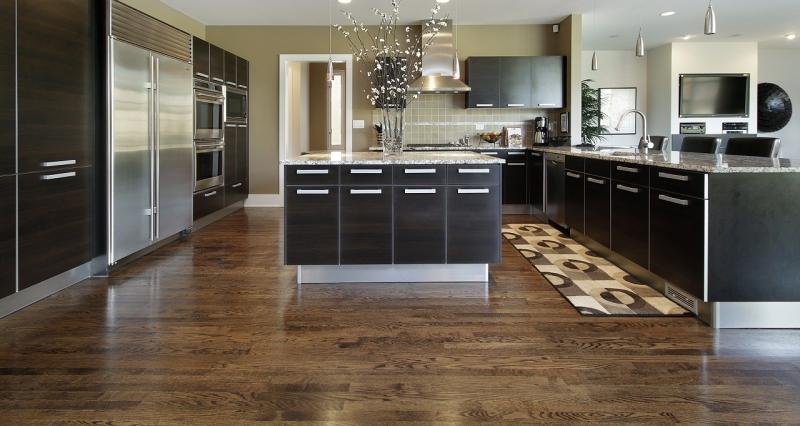 Solid Red Oak Hardwood Flooring