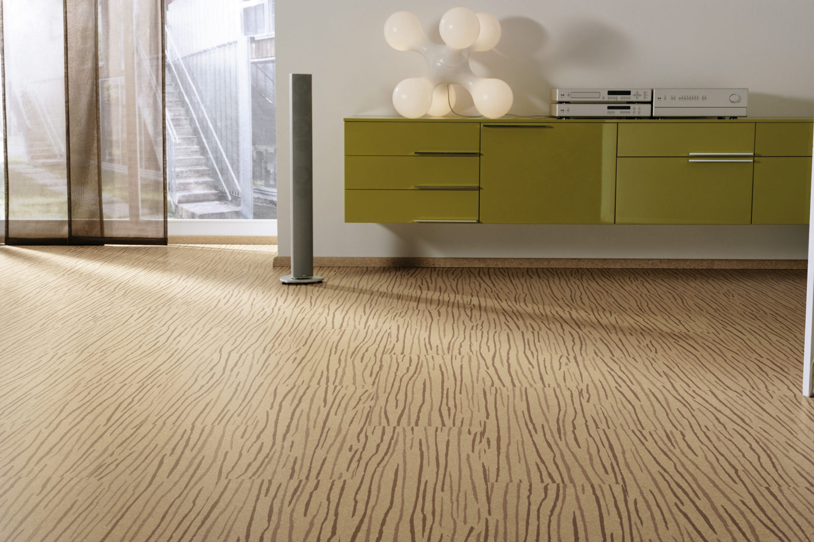 What is a floating floor the flooring blog for Sustainable cork flooring