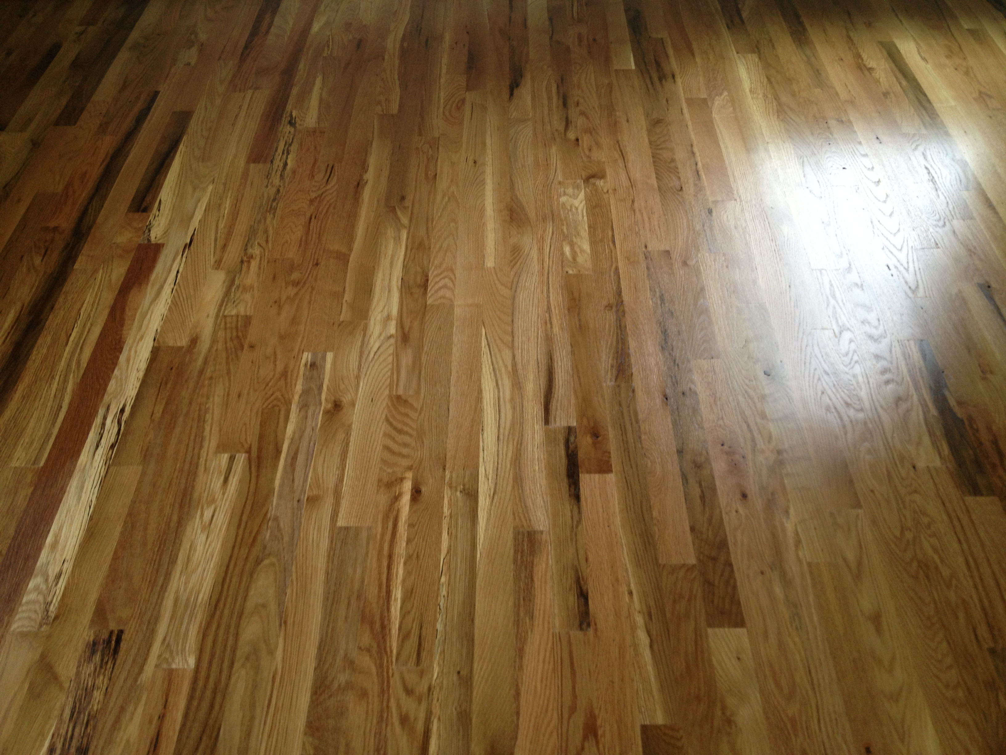 Red oak hardwood flooring grades meze blog for Red oak hardwood flooring