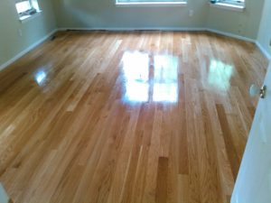 Solid White Oak Hardwood Flooring - Select Grade