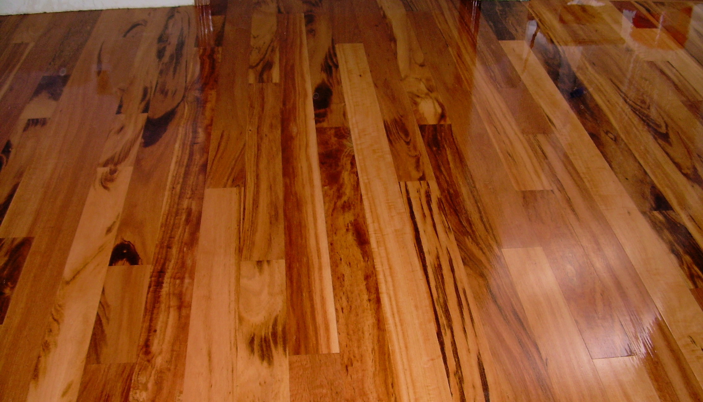 Brazilian Koa Tigerwood Solid Hardwood Flooring
