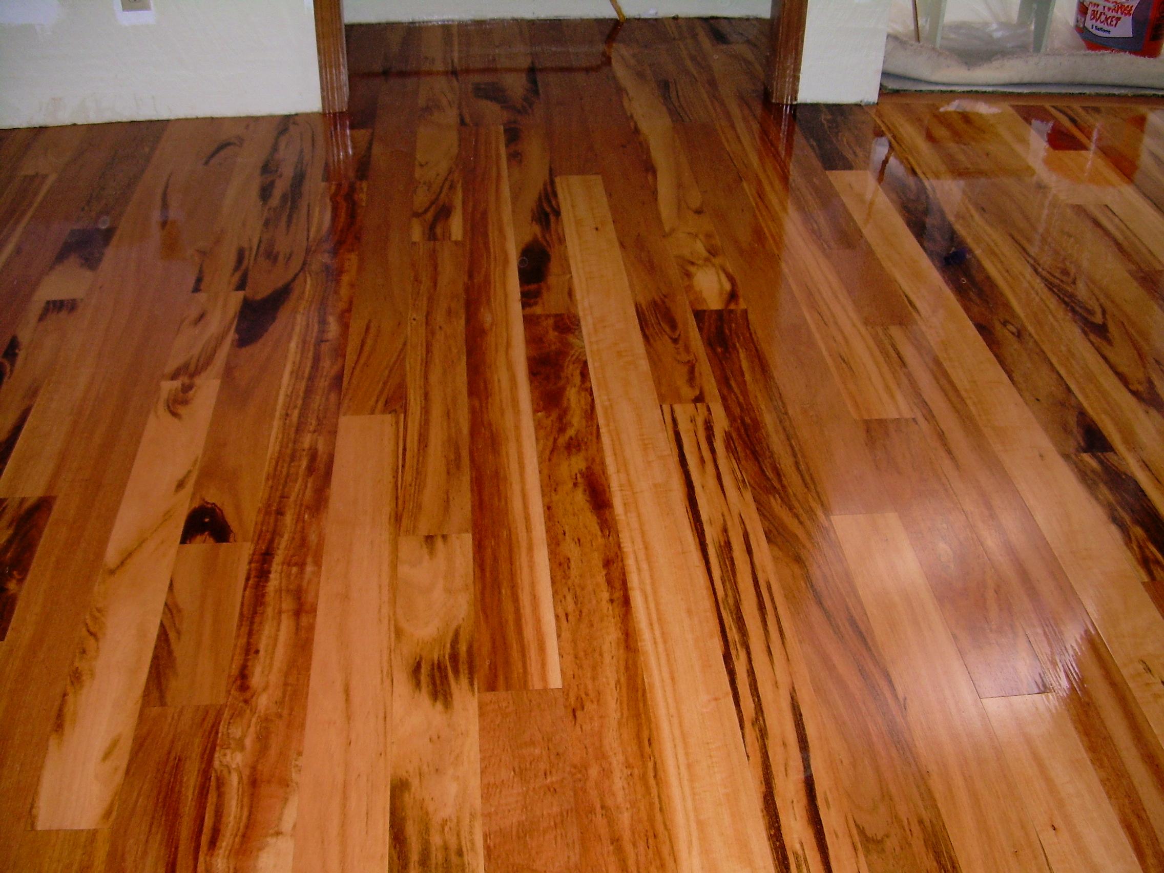 Brazilian Koa/Tigerwood Solid Hardwood Flooring