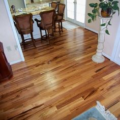 Brazilian Koa:Tigerwood Flooring 2