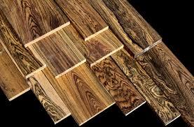 Bocote Exotic lumber