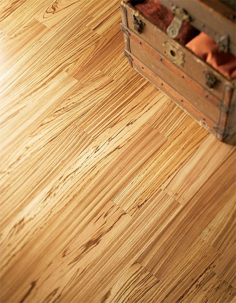 Zebrawood The Flooring Blog