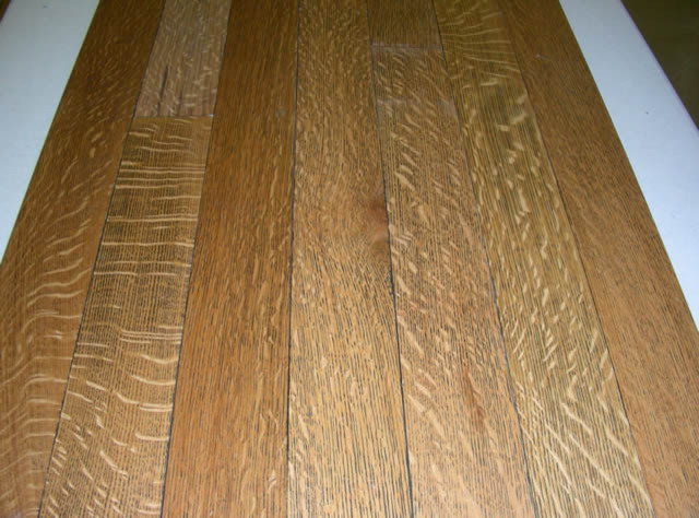 Different Hardwood Cuts Rift Quartered And Plain Sawn Hardwood