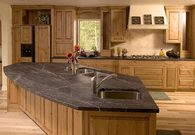 Soapstone Counter-top