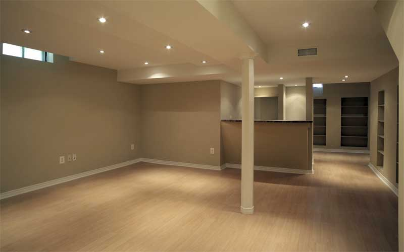 Basement Remodeling Top Reasons To Utilize ALL Your Homes Space - Best flooring for cold basement