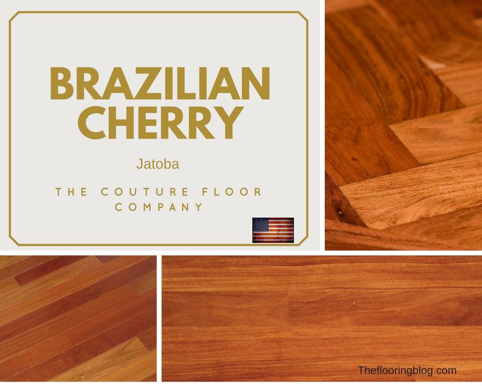 Brazilian Cherry Hardwood
