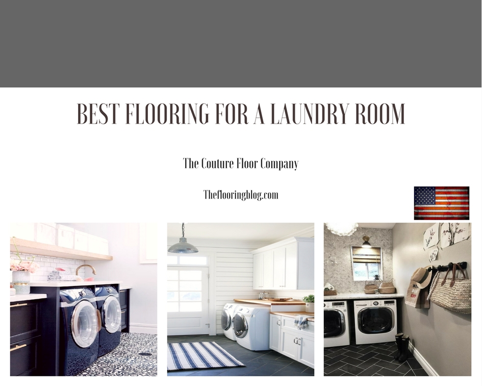 Laundry Room Flooring Water Resistant
