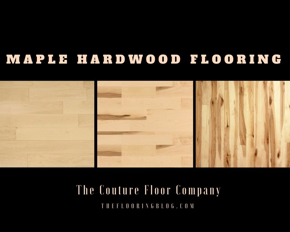 Maple hardwood flooring the flooring blog the couture for Hardwood flooring company