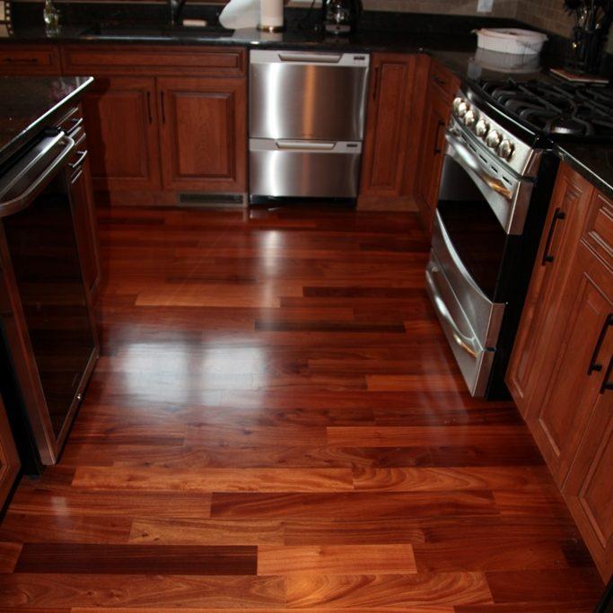 African Danta Wood Flooring