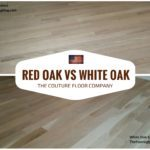 Red oak vs. White Oak hardwood