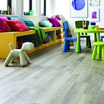 Luxury vinyl flooring, textured flooring, reclaimed wood-look vinyl, glue-down flooring