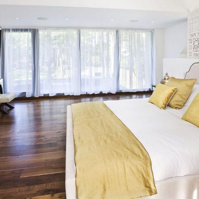 Engineered Hardwood Flooring-Walnut